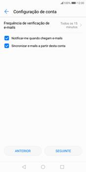 Huawei P Smart - Email - Configurar a conta de Email -  18