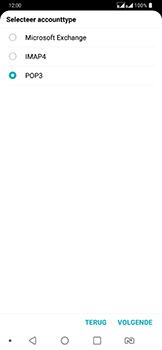 LG g7-fit-dual-sim-lm-q850emw - E-mail - Account instellen (POP3 zonder SMTP-verificatie) - Stap 10