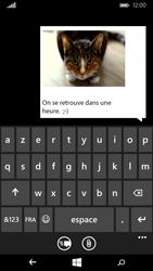 Nokia Lumia 735 - MMS - envoi d'images - Étape 12