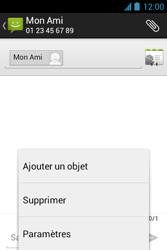 Bouygues Telecom Bs 351 - Contact, Appels, SMS/MMS - Envoyer un MMS - Étape 9