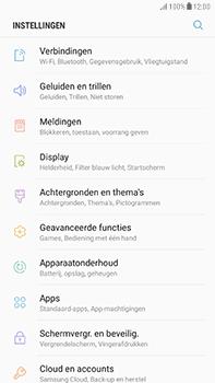 Samsung Galaxy J7 (2017) - Bellen - in het buitenland - Stap 4