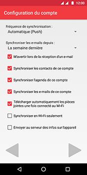 Motorola Moto G6 - E-mails - Ajouter ou modifier votre compte Outlook - Étape 10