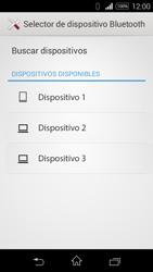Sony D2203 Xperia E3 - Bluetooth - Transferir archivos a través de Bluetooth - Paso 14