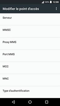Acer Liquid Zest 4G Plus - MMS - Configuration manuelle - Étape 11