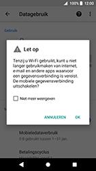 Sony Xperia XZ Premium - Android Oreo - Internet - aan- of uitzetten - Stap 7