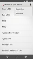 Sony Xperia Z2 (D6503) - Internet - Configuration manuelle - Étape 15