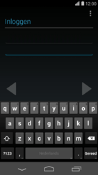 Huawei Ascend P7 - E-mail - e-mail instellen (gmail) - Stap 11