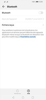 Huawei P Smart (2019) - Bluetooth - connexion Bluetooth - Étape 7