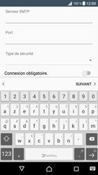 Sony Sony Xperia E5 (F3313) - E-mail - Configuration manuelle - Étape 19