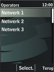 Nokia 206 Dual Sim - Buitenland - Bellen, sms en internet - Stap 9