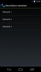 Acer Liquid Jade S - Netwerk - Handmatig netwerk selecteren - Stap 12