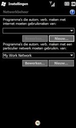 Samsung I8000 Omnia II - Internet - Handmatig instellen WM 6.5 - Stap 8
