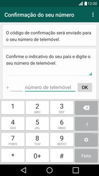 LG G4 - Aplicações - Como configurar o WhatsApp -  6