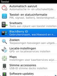 BlackBerry 9810 Torch - BlackBerry activeren - BlackBerry ID activeren - Stap 5