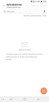 Samsung Galaxy A7 (2018) - E-mail - envoyer un e-mail - Étape 4