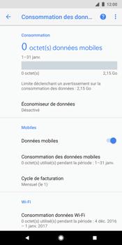 Google Pixel 2 XL - Internet - Activer ou désactiver - Étape 6