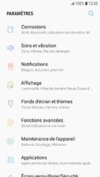 Samsung Galaxy Xcover 4 - Wi-Fi - Accéder au réseau Wi-Fi - Étape 4