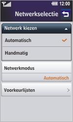 LG GD900 Crystal - Buitenland - Bellen, sms en internet - Stap 6