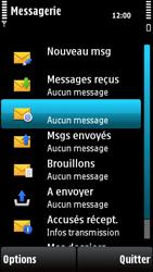 Nokia X6-00 - E-mail - envoyer un e-mail - Étape 3
