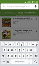 Samsung Galaxy Xcover 3 (G389) - Aplicações - Como pesquisar e instalar aplicações -  15