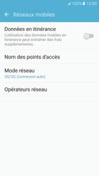 Samsung Samsung G920 Galaxy S6 (Android M) - Réseau - Changer mode réseau - Étape 5