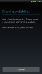 HTC S728e One X Plus - Applications - Downloading applications - Step 7
