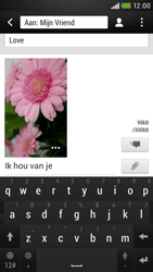 HTC Desire 601 - MMS - afbeeldingen verzenden - Stap 17