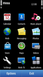 Nokia N8-00 - Voicemail - Manual configuration - Step 3