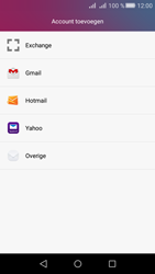 Huawei Y6 II Compact - E-mail - e-mail instellen (outlook) - Stap 5