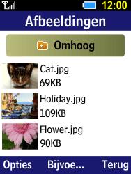 Samsung B550H Xcover 550 - MMS - afbeeldingen verzenden - Stap 13
