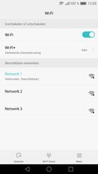 Huawei P9 - WiFi - Handmatig instellen - Stap 9