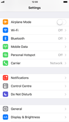 Apple iPhone 7 iOS 11 - Network - Change networkmode - Step 4