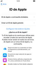 Apple iPhone 6s - iOS 11 - Primeros pasos - Activar el equipo - Paso 18