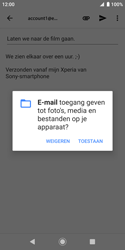 Sony xperia-xz2-compact-h8314-android-pie - E-mail - Bericht met attachment versturen - Stap 11