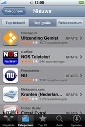 Apple iPhone 3G S - Applicaties - Downloaden - Stap 10