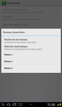 Samsung P3100 Galaxy Tab 2 7-0 - Réseau - utilisation à l'étranger - Étape 11