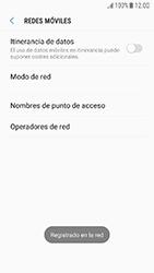 Samsung Galaxy J5 (2017) - Red - Seleccionar una red - Paso 13