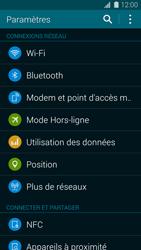 Samsung Galaxy S5 mini - Internet - Configuration manuelle - Étape 4