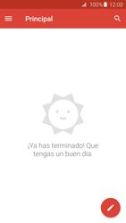 Samsung Galaxy S6 - E-mail - Configurar Gmail - Paso 5