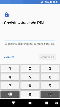 Sony Xperia XA2 Ultra - Sécuriser votre mobile - Activer le code de verrouillage - Étape 7