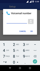 Nokia 1 - Voicemail - Manual configuration - Step 11