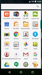 Acer Liquid Zest 4G - MMS - Afbeeldingen verzenden - Stap 2