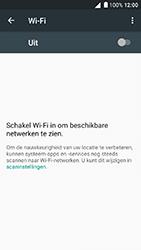 Alcatel Shine Lite - WiFi en Bluetooth - Handmatig instellen - Stap 5