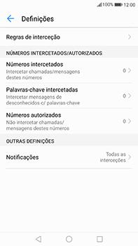 Huawei Mate 9 - Chamadas - Como bloquear chamadas de um número -  6