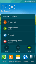 Samsung G901F Galaxy S5 4G+ - Internet - Manual configuration - Step 27