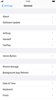 Apple iPhone 6s Plus - iOS 13 - Device - Software update - Step 5