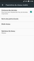 HTC U Play - Aller plus loin - Désactiver les données à l'étranger - Étape 5