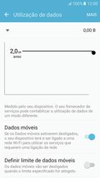 Samsung Galaxy S6 Android M - Internet no telemóvel - Configurar ligação à internet -  5