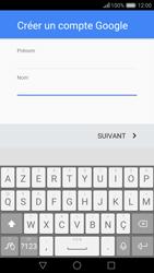 Huawei Nova - Applications - Créer un compte - Étape 5