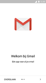 Nokia 6 - E-mail - Account instellen (POP3 zonder SMTP-verificatie) - Stap 4